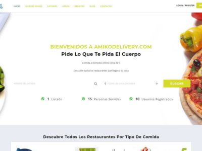 Ecommerce-Website-AmikoDelivery-Costa Rica