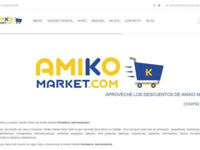 Ecommerce-Website-AmikoMarket-Costa Rica