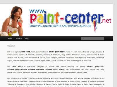 Web Design-Paint Center-Miami-Fl